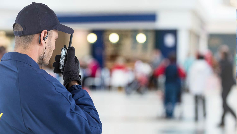 Vigilantes para centros comerciales