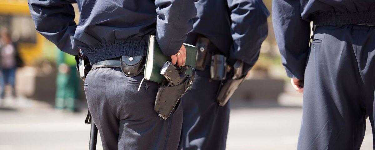 Servicios de vigilantes armados