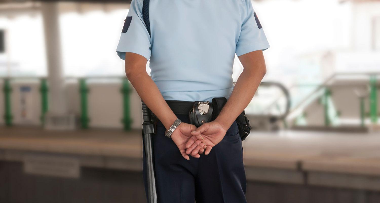 Servicios de vigilantes de seguridad